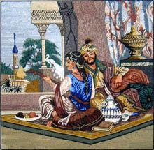 Scheherazade - Mosaic Marble gallery