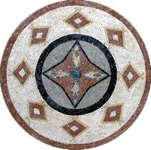 Dancing lozenges - Mosaic Marble gallery