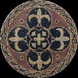 MD300 Golden Sparkle Mosaic