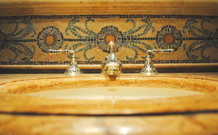 Mosaic Sink - Mosaic Marble gallery