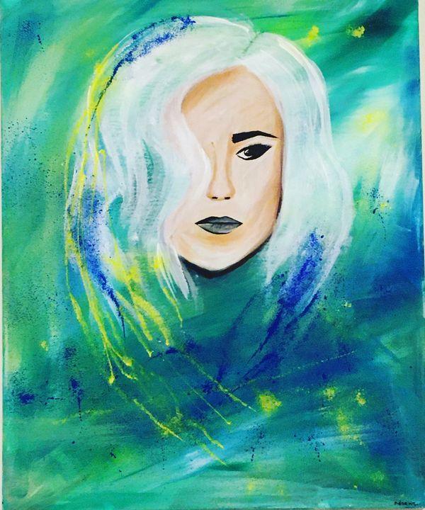 Snow white - Adnana Art