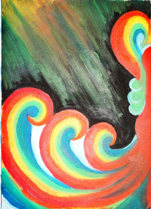 Rainbow - Chandrika Chakrabarty