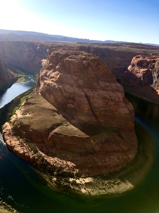 Horseshoe Bend View - Every Day Pictures