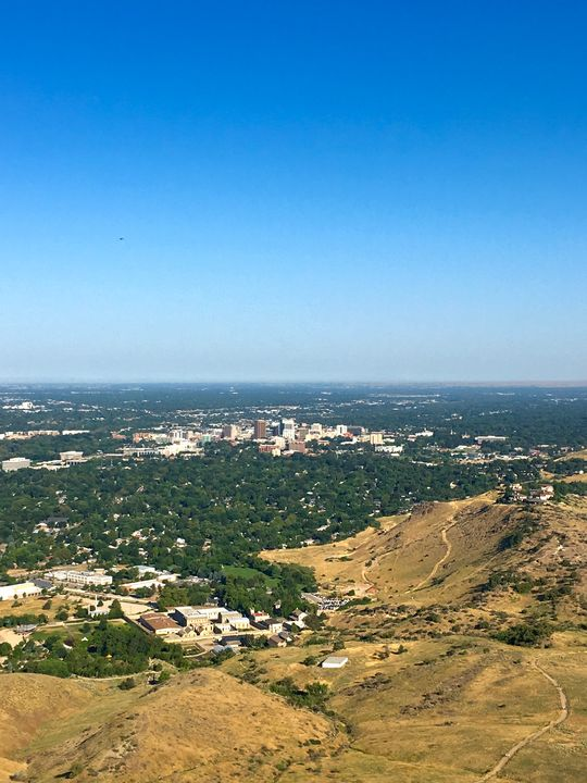 View of Boise - Every Day Pictures