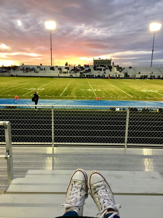 Football and Converse - Every Day Pictures