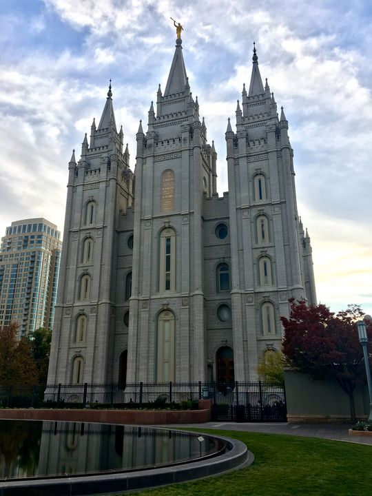 Salt Lake City LDS Temple - Every Day Pictures