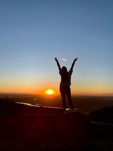 Sunset Peace