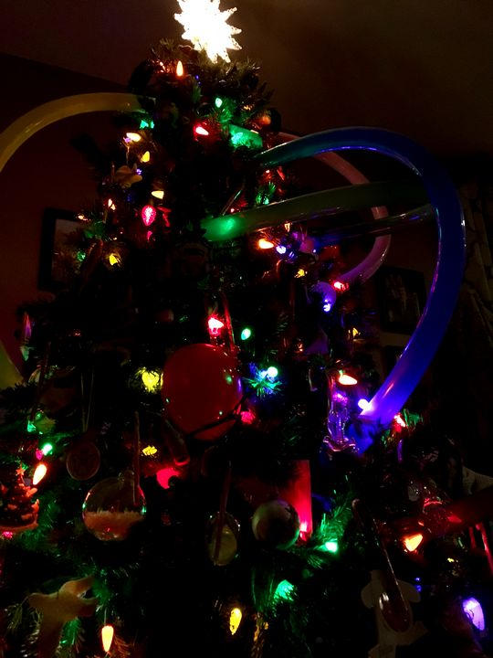 Traditional Christmas Tree - Every Day Pictures