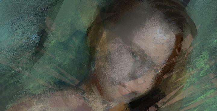 Girl Portrait - Mrkyartwork