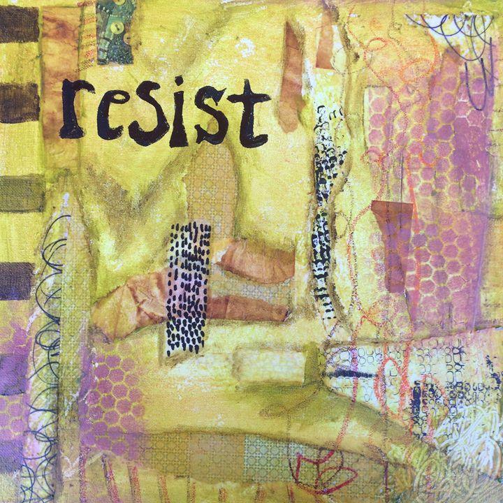 Resistance Series - Eloise Taesali