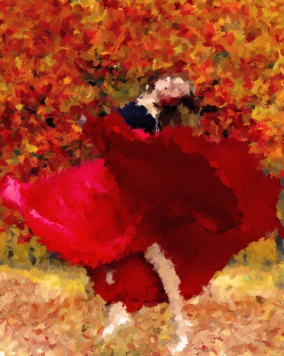 Autumn Dance - alexmir