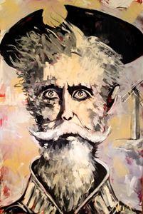 Don Quixote Canvas