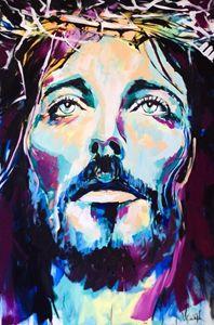 Jesus Christ Canvas