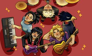 The band of Class 1-A