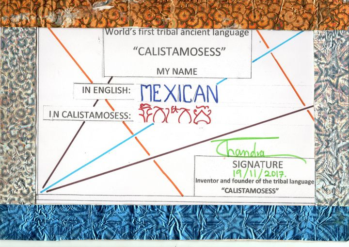 MEXICAN in CALISTAMOSESS - CALISTAMOSESS