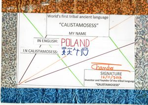 POLAND in CALISTAMOSESS.