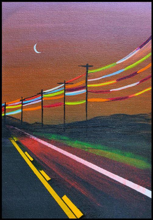 A dream road - Samarpan Artz