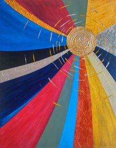 Whirlpool, A beautiful wall painting
