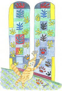 Le Chat d'Henri Matisse