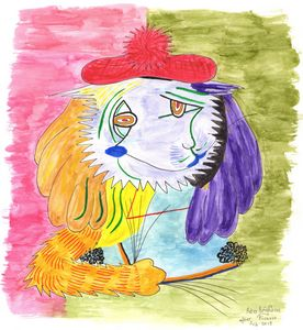 Annabel the Cat, by Picatto
