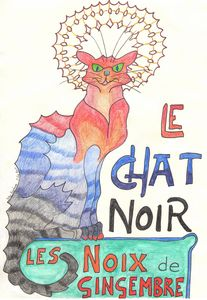 Le Chat Noir, a la Ginger Nuts