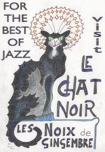 Black Cat Jazz Cafe