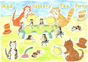 Mad Catter's Tea Party