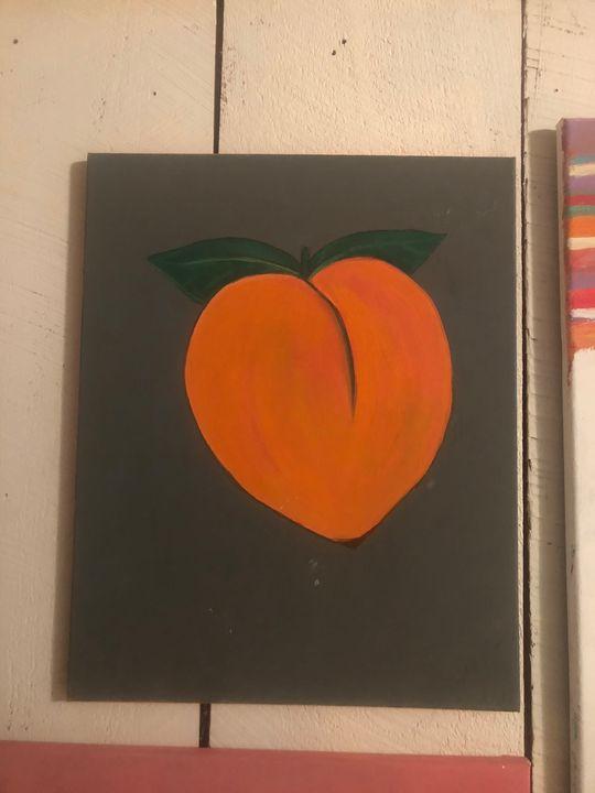 Peachy - Dedgrlart
