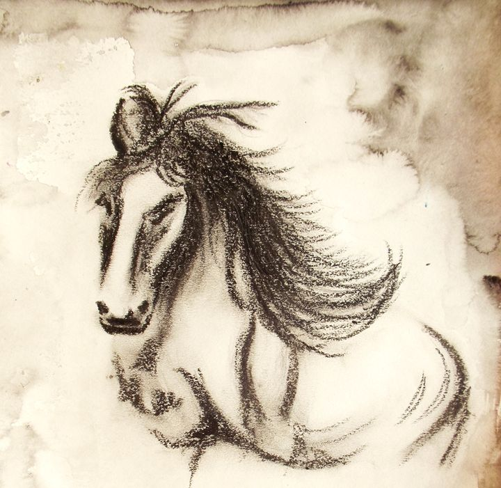 Horse - Arvind Gairola's collection of Art