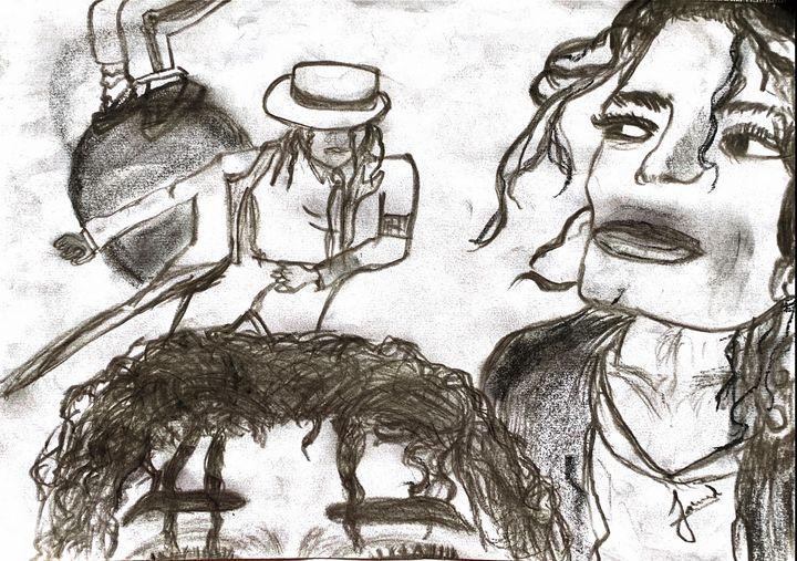 MJ's music lives on. - Jahnavi Elango