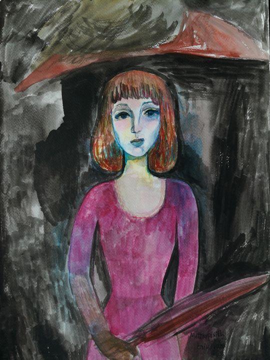 Unnamed woman no. 1 - Mettarpisith