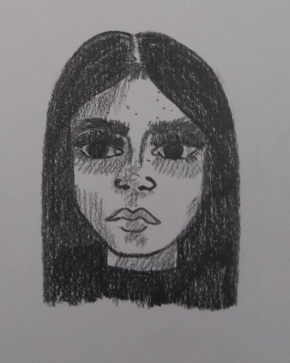 black hair - KoaRieka