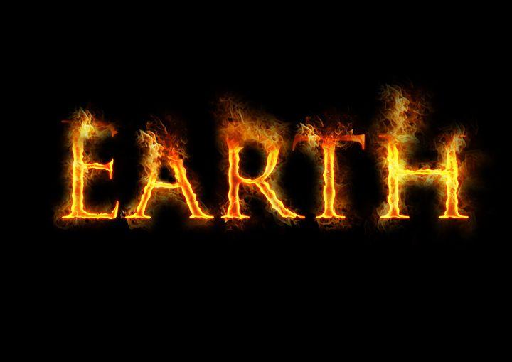 Earth - Afnan Abdullah
