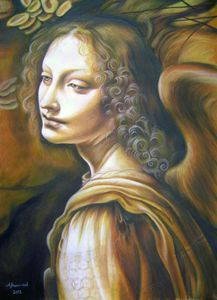 "Leonardo's ""Virgin of the Ricks"""