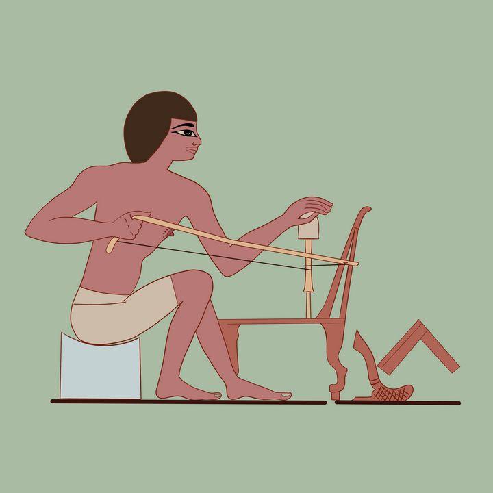 Old Egypt - Lekatarino