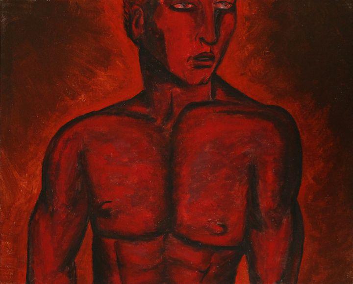 Red - Ashley Burriss Art