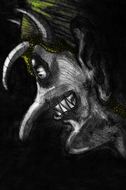 Warrior Troll - FerretJAcK