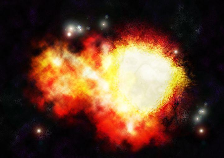 Space Burst - FerretJAcK