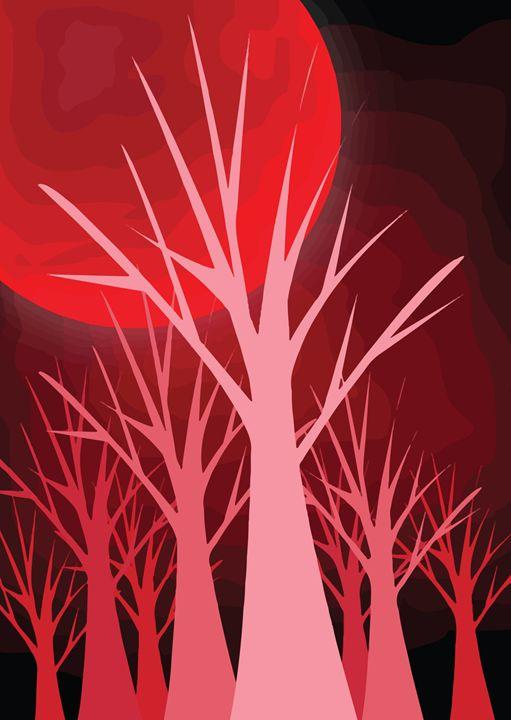 Bloody Night - FerretJAcK