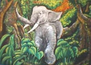 Elephant in Charge