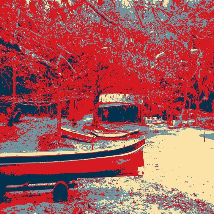 Red Explosion - José Anderson