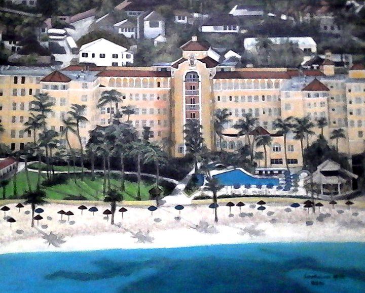 British Colonial Hilton - Samantha Lewis
