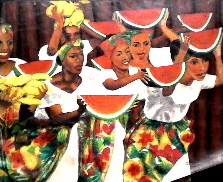 The Bahamas National Youth Choir - Samantha Lewis