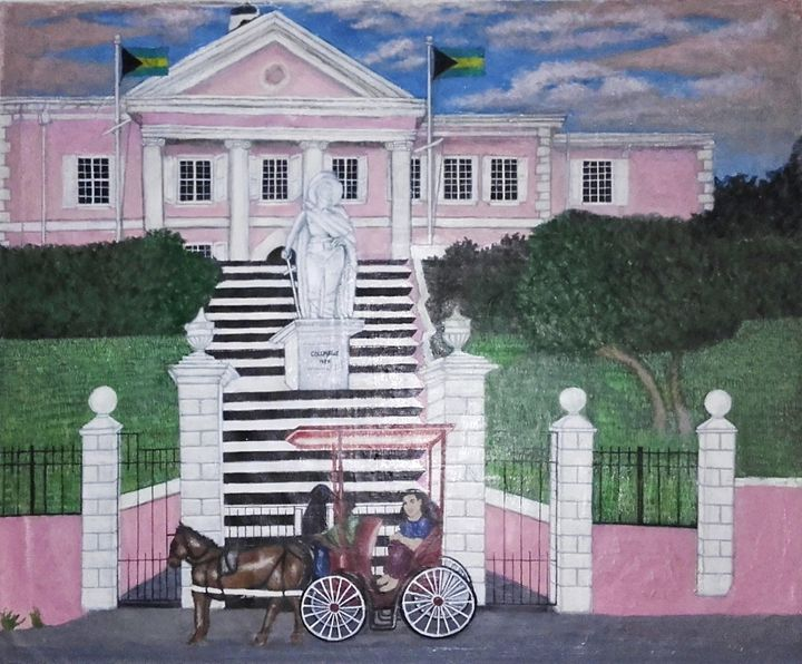 Government House - Samantha Lewis