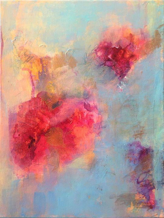 Memories are like flowers - Coni Cibils