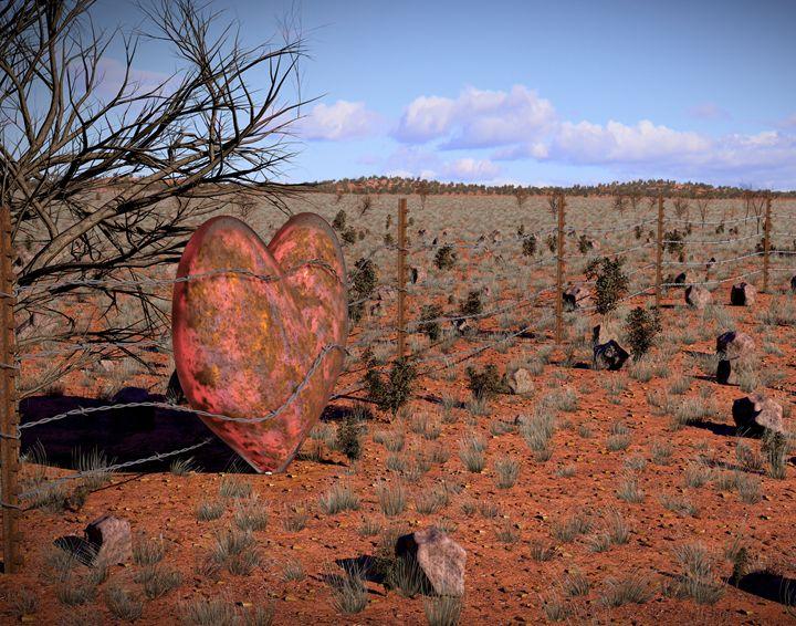 Desert Heart - Matt Reishman