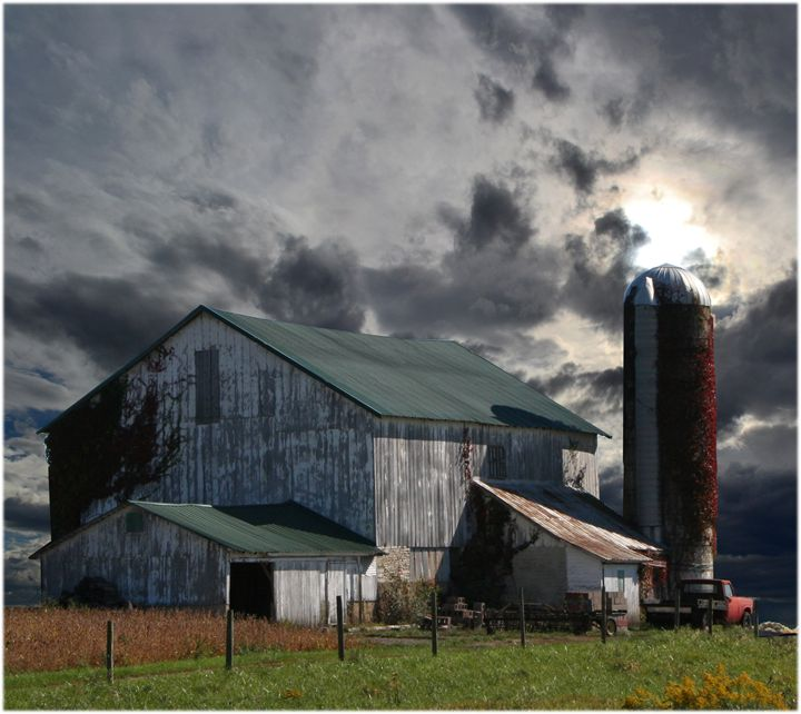 The Berger Barn - Covenant Images