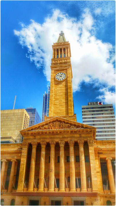 Brisbane City Hall - ChuckWalker