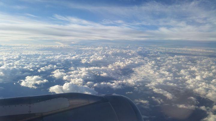 City of Clouds - ChuckWalker