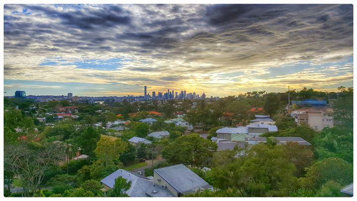 Good Morning Brisbane - ChuckWalker